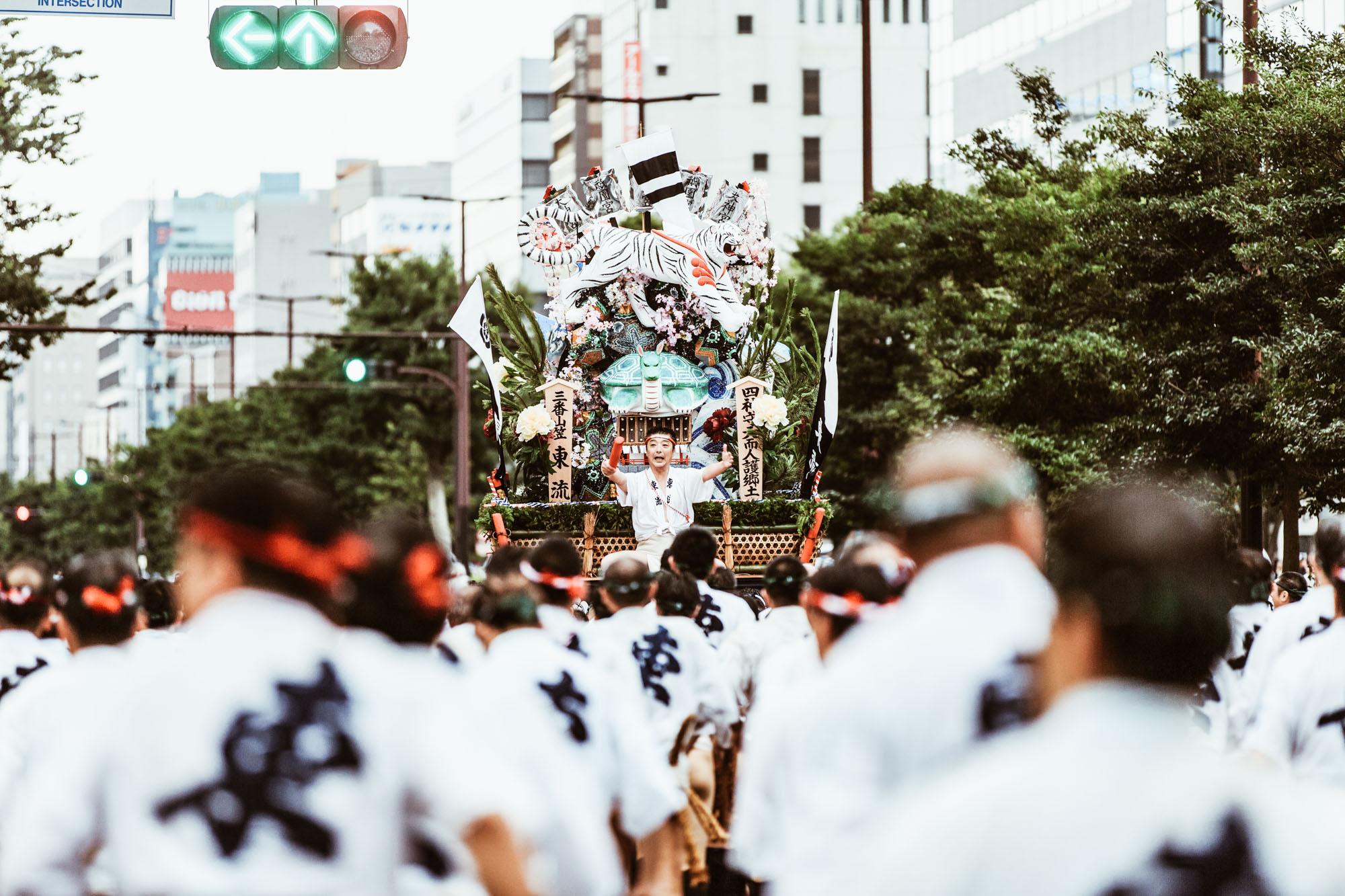 Hakata Gion Yamakasa Matsuri