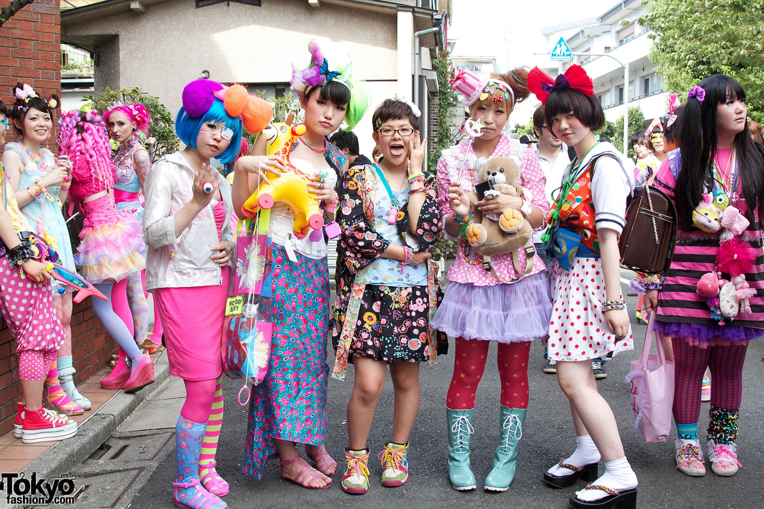 harajuku girls, japan italy bridge, japan culture, japan tradition, cultura giapponese, tradizioni giapponesi
