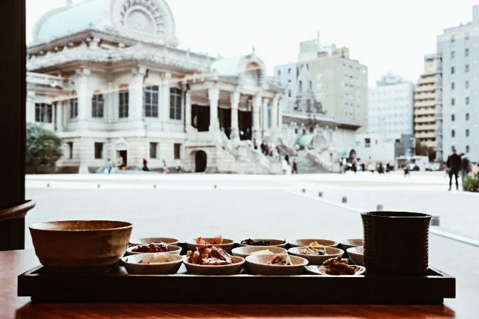 colazione a tokyo