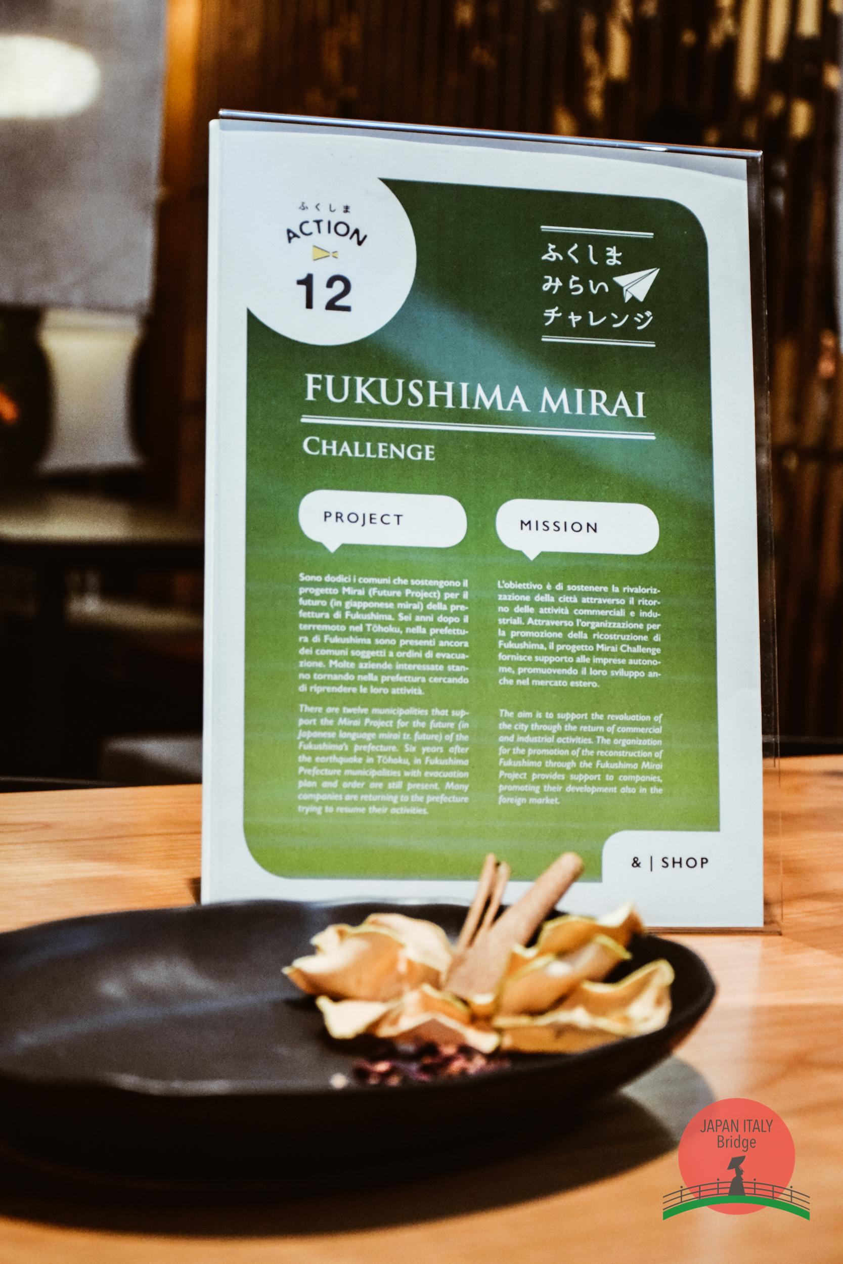 Fukushima Mirai Challenge