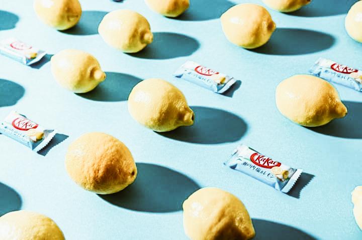Kit Kat Limone